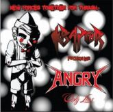 Angry / Kraptor(Bra)-New Forces Together for Thrash(Split)