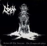 Absu(Usa)-Return Of The Ancients / The Temples Of Offal(South American Edition)